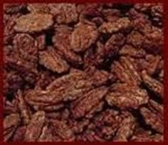 Not the prettiest picture, but this is by far my favorite recipe fornGerman Cinnamon Roasted Almonds or Pecans