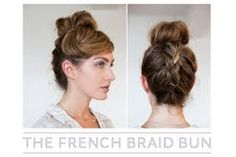 Image result for upside down braid tutorial