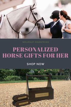 What To Gift Your Beloved Equestrian. Do you have a horse-crazy person in your life? If you have, you may already know that it is always a bit confusing to choose the perfect gift for your beloved horse-mad person as they have different preferences than non-equestrians. Whether for a birthday or Christmas or maybe just a special day for you, you might need ideas to choose the best gift for him/her. No problem, we got you covered! Here are some different ideas to help you. SHOP NOW. Horse Gifts, Gifts For Horse Lovers, Gift For Lover, Best Gifts For Him, Gifts For Her, Crazy Person, Equestrian Gifts, Horse Grooming, Horseback Riding