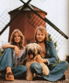abba - everything was hairier in the 70s