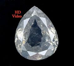0.80 Ct Natural Loose Diamond Cut Pear White Color 7.20X5.70X2.60 MM L7650