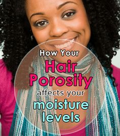 Struggling to keep your hair moisturized? Learn how to easily test your porosity. http://napturallycurly.com/hair-porosity-test-for-natural-hair/