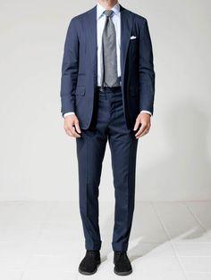 Look Book - P.Johnson Tailors