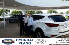 https://flic.kr/p/JvMPeK | Congratulations Jane on your #Hyundai #Santa Fe Sport from Frank White at Huffines Hyundai Plano! | deliverymaxx.com/DealerReviews.aspx?DealerCode=H057