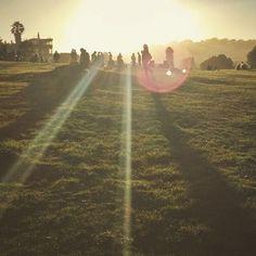 Mission Dolores Park - San Francisco, CA