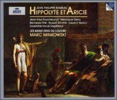 RSA Minkowski/Les Musici - Rameau: Hippolyte Et Aricie