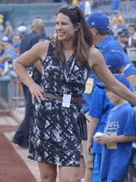 Jessica Mendoza on Becoming One of the First Female ESPN ... Jessica Mendoza, Espn, Female