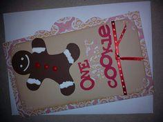 Cricut one smart cookie card