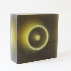 Richard Whiteley, Light Ring, 2014, cast glass | sabbia gallery