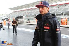Max Verstappen, Scuderia Toro Rosso, Formule 1 Grand Prix van Mexico 2015, Formule 1