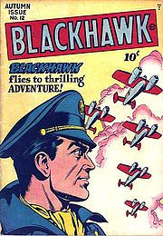 Blackhawk (DC Comics) - Wikipedia, the free encyclopedia