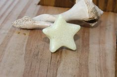 Shining Star Resin Glow in the Dark Adjustable by tranquilityy, $6.75
