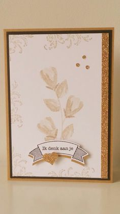 Stampin Up Bunch of blossoms