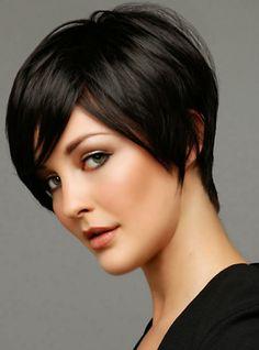 Short+Black+Hairstyle+Ideas+ew45.jpeg 700×946 pixels