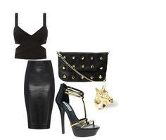 Look www.glamouramablog.com #fashion