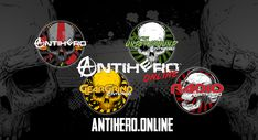 AntiHero Online is a collective of heavy metal music-related outlets providing coverage from around the world - music news, interviews, album, show reviews, concert photos, underground metal