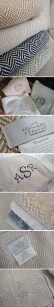 Forever Blanket {throw} by Swell Forever. Beautiful, personalized blankets and throws Made in USA with fabric message tags customized and stitched into each design. Hand write your tag or let us design it. 100% cotton, cashmere, and alpaca options. Neutral colors. Wedding, bridal shower, best friend, anniversary, corporate, birthday, holiday, graduation, bar mitzvah, bat mitzvah gift ideas. Gifts for him. Gifts for parents of bride/groom Grandparent gift ideas, memorial gifts. Bridesmaid…