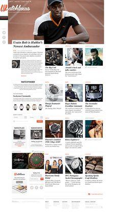 Watchluxus on Web Design Served
