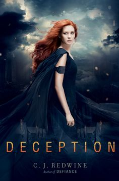 Deception by C.J. Redwine Publish on: Aug 27, 2012 I am super excited to read the book!  I can't wait to find out what happens next to Rachel and Logan!