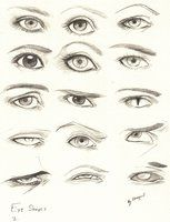 Eyes 1 Reference by *0ImagInc0 on deviantART