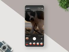 Photo Editor - Concept designed by Mingg. Portfolio Web Design, Web Design Agency, Web Design Services, Web Design Company, Foto Editor App, Photo Editor For Mac, Android App Design, App Ui Design, Interface Design