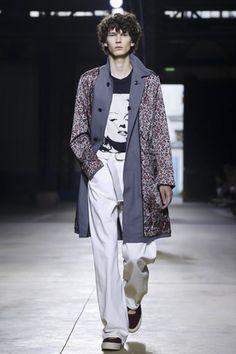 Dries Van Noten Menswear Spring Summer 2016 Paris - NOWFASHION