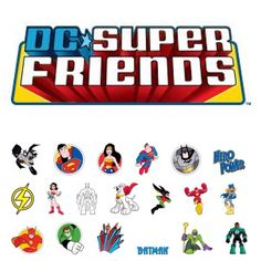 We are excited to announce new DC Super Friends designs are in the Silhouette Design Store Tag a friend who will be super excited to hear this (note: due to licensing agreements, only available for our U.S./Canada customers - sorry!) #SilhouetteRocks #DCSuperFriends