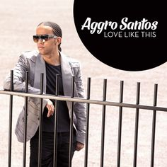 The Brazilian/Anglo rap star AGGRO SANTOS releases 'LOVE LIKE THIS' on FOD Records in September 2013.  The high tempo track has been produced by world-renowned producer Lu Diaz (PitBull, Flo Rida etc).