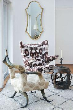☘ #African #interior #design
