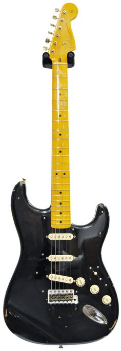 Fender Custom Shop David Gilmour Signature Strat Relic #R78054 Main Product…