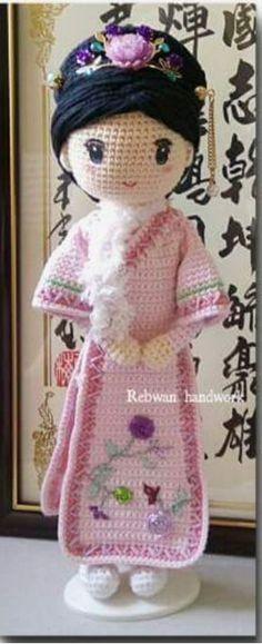 Mesmerizing Crochet an Amigurumi Rabbit Ideas. Lovely Crochet an Amigurumi Rabbit Ideas. Knit Or Crochet, Cute Crochet, Crochet Crafts, Crochet Projects, Crochet Art, Amigurumi Patterns, Amigurumi Doll, Doll Patterns, Crochet Patterns