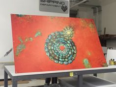 Dibond Proves To Be Best Printing Substrate For Scottsdale Artist Tapestry, Display, Artist, Prints, Home Decor, Hanging Tapestry, Floor Space, Tapestries, Decoration Home