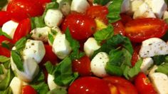 Recipe Filing, Caprese Salad, Low Carb Recipes, Salad Recipes, Salads, Sandwiches, Food And Drink, Fresh, Meals