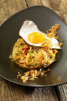 Na, Lust auf dieses leckere Reis-Gericht? Wir verraten, wie ihr es nachkochen könnt: