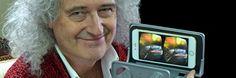 Queen Forever Blog: Brian May presenta il libro Queen In 3-D