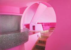 This Crazy '70s Bubble House Got a Colorful Renovation — Design News