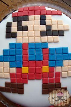 8 bits Mario Bros