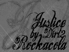 Cool Tattoo Fonts: Gorgeous Justice By Dirt2 Tattoo Font Design ~ tattoosartdesigns.com Tattoo Ideas Inspiration