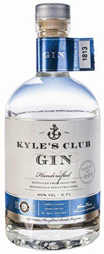 Der erste Gin aus Kiel, Mit feinstem Wachholder, frischer Zitrusschale und handverlesenen Kräutern, Mild-würziger, seidenweicher Geschmack, In kleiner Auflage von Hand gefertigt.