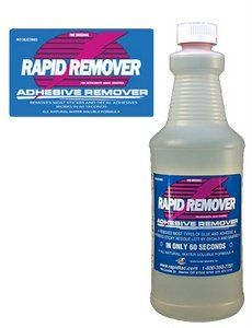 Car Adhesive Removers Are Not All Created Equal So Pick One That Works Spray