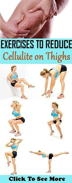 The mortal enemy of bikini season, cellulite seems to exist just to infuriate all women trying their hardest to get fit. It doesn't matter how much weight you lose from dieting, the cellulite never seems to disappear from your hips, thighs and booty. Diet burn fat thighs