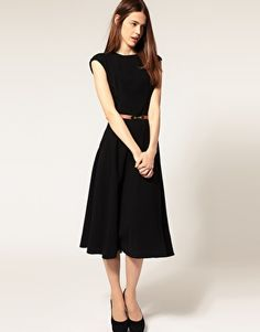 Midi Dress - favorite length
