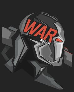 War machine #CivilWar #popheadshots