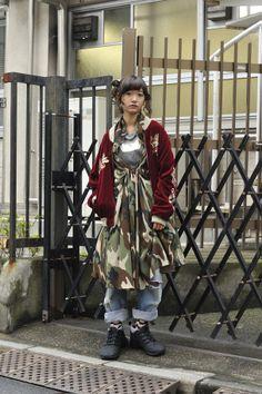 あわつまい | フリーター | #TOKYO #スニーカーブーツ
