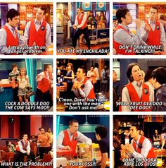 Just Crazy Steve. XD and of course Drake and Josh