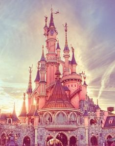 Disney Land Castle