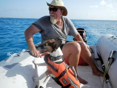 #Dogs on boats! #Boating #Adventure