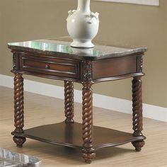 Homelegance 5560-04 Lockwood End Table