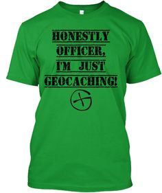 So, I wonder if this shirt would make explaining what you're doing any easier....  #IBGCp