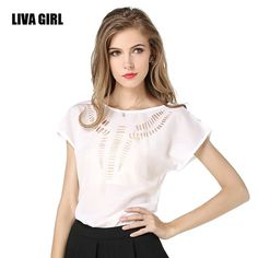 cb3964e9324a94  gt  gt  Click to Buy  lt  lt  10 Colors Summer Women Blouse